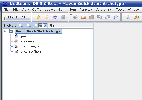 Maven - Guide to Using maven 2 in Netbeans 4 0 (4 1 and 5 0)