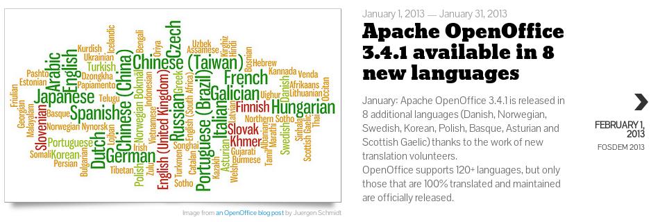 GRATUIT 3.4.1 APACHE TÉLÉCHARGER OPENOFFICE